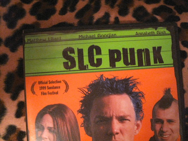 isaac's never to be returned SLC punk