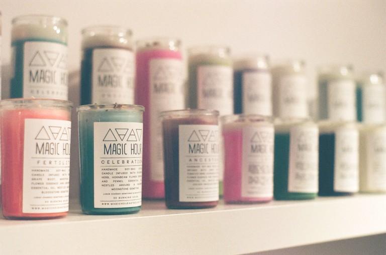 magic candles